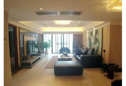 珠江新城 南北对流 五房两厅带主套 格局方正实用