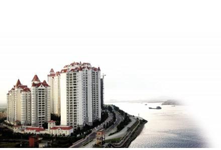 锦绣半岛西区4房2厅江景房产出售